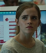 emma watson, the circle, screen captures