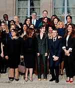 emma watson, g7 gender equality council meeting, 2019